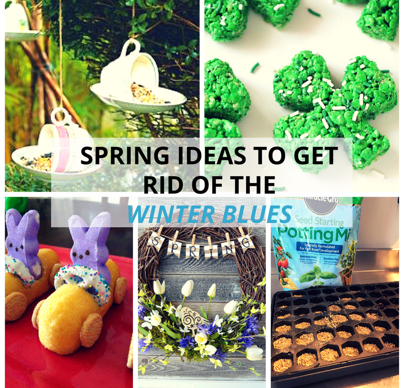 5 Spring Ideas to Get Rid of the Winter Blues - Senior Home Care